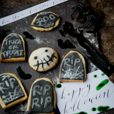 Chalkboard Cookies | Laura Elizabeth Patrick | Craft Collector