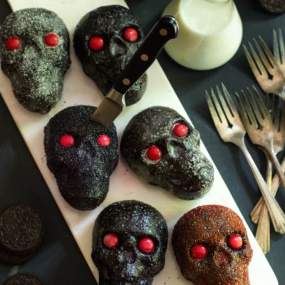 Oreo Skulls | Brooklyn Homemaker | Craft Collector