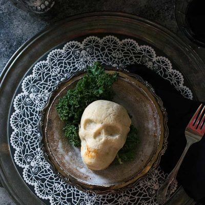 Skull Pot Pie | Healthy Slow Cooking | Craft Collector