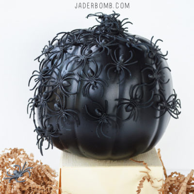 Spider Pumpkin | Jader Bomb | Craft Collector
