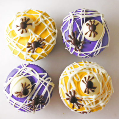 Spider Cakes | Easy Baked | Craft Collector