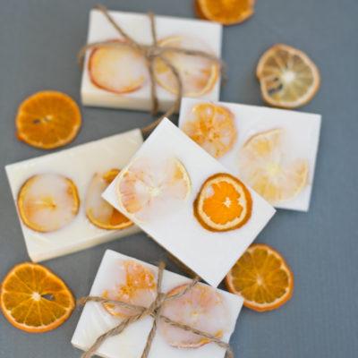 Goats Milk Citrus Soap | Hello, Wonderful | Craft Collector