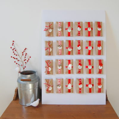 Toilet Paper Roll Calendar | NorthStory | Craft Collector