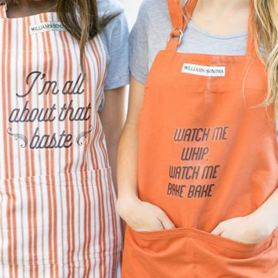 Thanksgiving Aprons | Sugar and Charm | Craft Collector