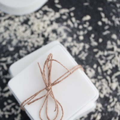 Coconut Shea Butter Soap | Simply Stacie | Craft Collector