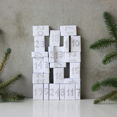 Matchbox Advent Calendar | Morning Creativity | Craft Collector